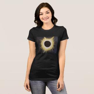 Der T - Shirt 2017 Eklipse-Frauen