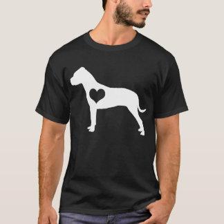 Der T - Shirt amerikanisches der