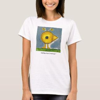 Der T - Shirt Birdman Frauen