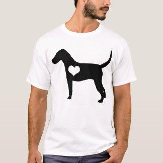 Der T - Shirt der amerikanischer