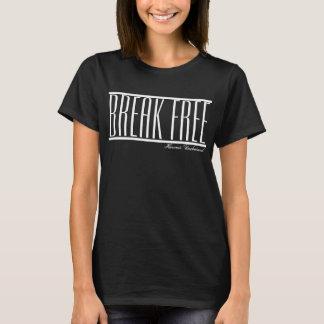 Der T - Shirt der Bruch-freien Frauen