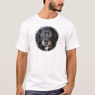 Der T - Shirt der Daschund Welpen-Hundemänner