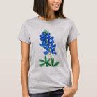 Der T - Shirt der einzigen Sternbluebonnet-Frauen