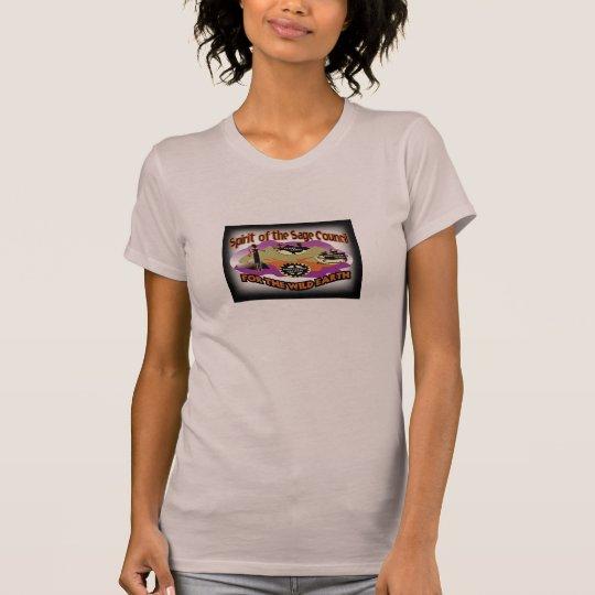 Der T - Shirt der Frau -- Geist des weisen Rates