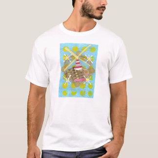 Der T - Shirt der Hamster-Riesenrad-Männer