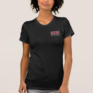 Der T - Shirt der ISN-Beistandsservice-Frauen