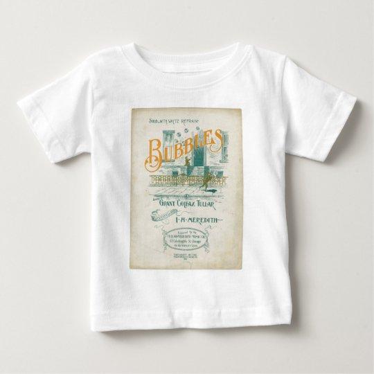 Der T - Shirt der Kinder - Blasen