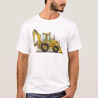 Der T - Shirt der Löffelbagger-Männer