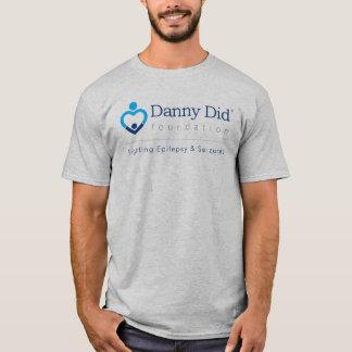 Der T - Shirt der Männer - Grau