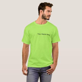 Der T - Shirt der Männer mit