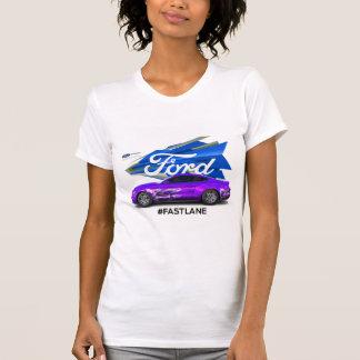 Der T - Shirt der Mustangcustomizer-Frauen