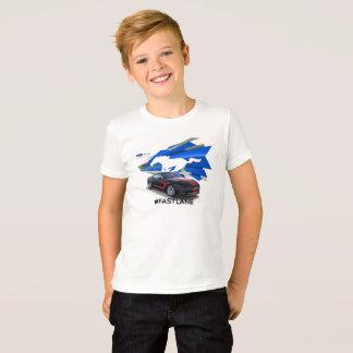 Der T - Shirt der Mustangcustomizer-Kinder