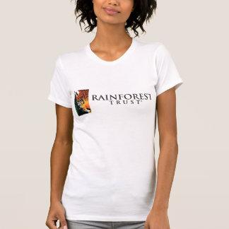 Der T - Shirt der Regenwald-Vertrauens-Frauen