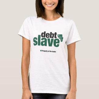 Der T - Shirt der Schulden-Sklavenfrauen