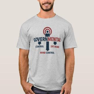 Der T - Shirt der SinnesKontrollen-Männer