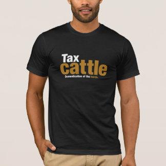 Der T - Shirt der Steuer-Vieh-Männer
