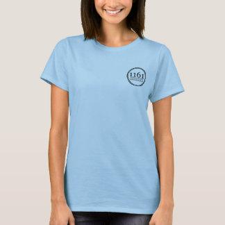 Der T - Shirt der Thoroughbred-Galopp-Frauen