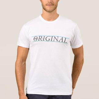 Der T - Shirt der wirklichen ursprünglichen
