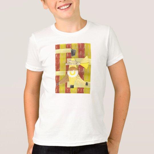 Der T - Shirt des Banana- splitkindes