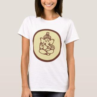 Der T - Shirt Ganesha Frauen