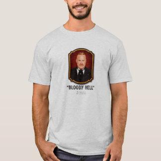 Der T - Shirt Inspektor Brackenreid Männer