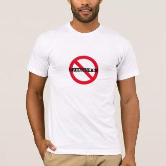 Der T - Shirt keiner Cheeseheads Männer
