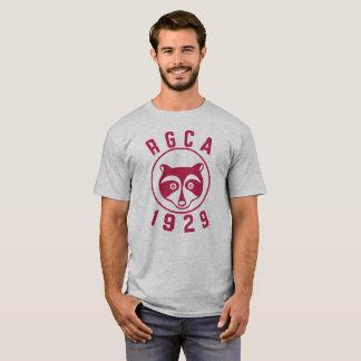 Der T - Shirt-Rot-Logo RGCA Männer grundlegendes T-Shirt