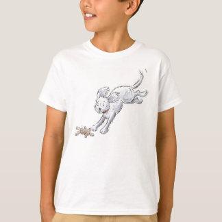 Der T - Shirt Toby-Kindes