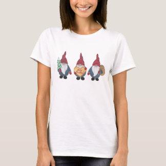 Der T - Shirt Tomten Frauen