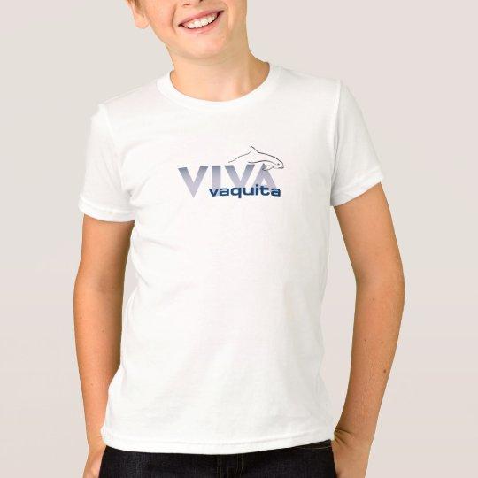 Der T - Shirt VivaVaquita Kindes