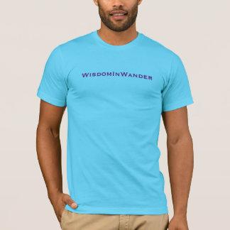 Der T - Shirt WisdomInWander Männer