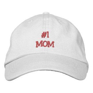 Der Tag/der Geburtstag der Mamma-Mütter #1 Bestickte Mützen