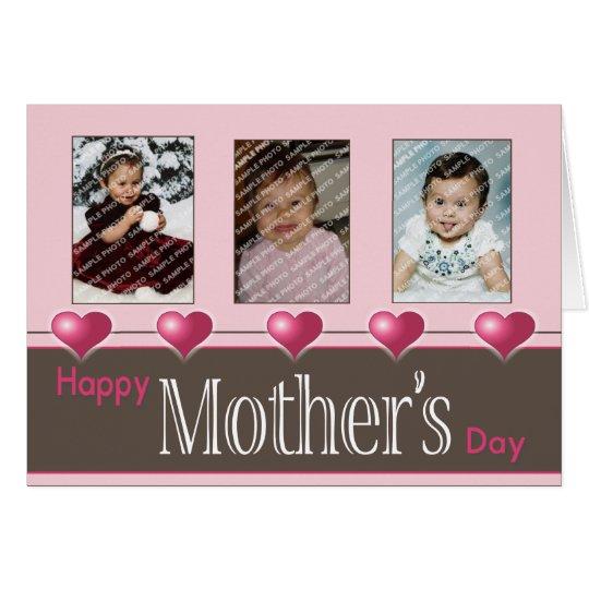 Der Tag der Mutter Card_4 Karte