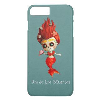 Der Tag der toten Meerjungfrau iPhone 8 Plus/7 Plus Hülle