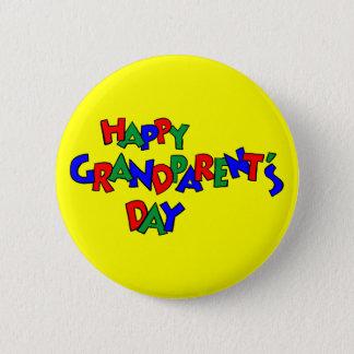 Der Tag des Großvaters - Runder Button 5,7 Cm