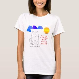 Der tägliche Samoyed ist ein guter TagesT - Shirt