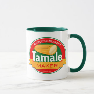 Der Tamale-Hersteller-Kaffee-Tasse der Welt Tasse