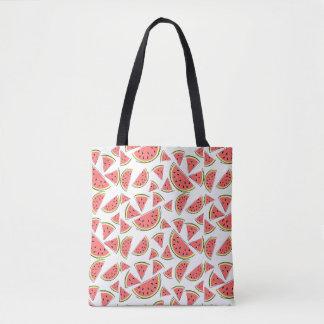 Der Taschentasche der Wassermelone multi Rückseite Tasche
