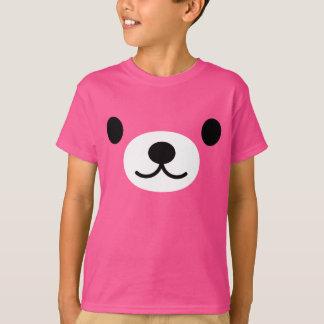 Der Teddy-Bärn-T - Shirt des Kindes