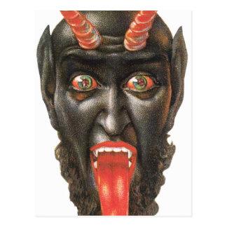 Der Teufel Postkarten