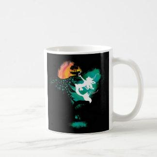 Der Tod einer Meerjungfrau Kaffeetasse
