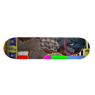 Der Traum der Wirklichkeit Personalisierte Skateboarddecks