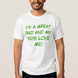 Der Vatertag 1 T-shirts