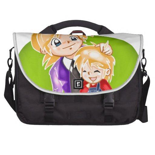 Der Vatertag 2 Laptop Taschen