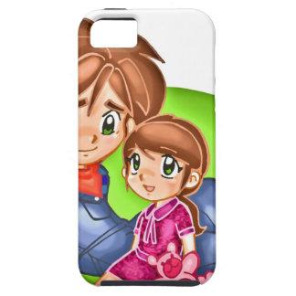 Der Vatertag 3 Tough iPhone 5 Hülle