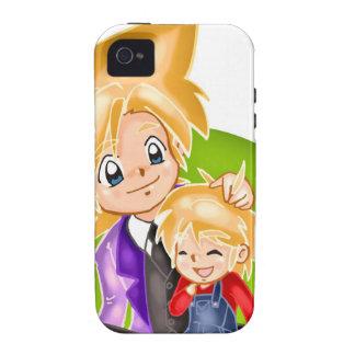 Der Vatertag 3 iPhone 4 Hüllen
