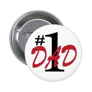 Der Vatertag Runder Button 5,1 Cm