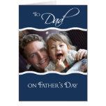 Der Vatertag - Foto-Karte