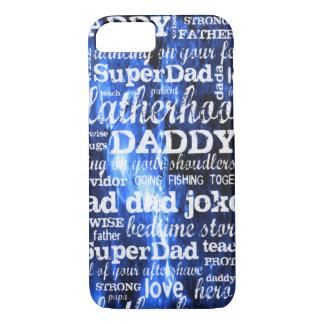 Der Vatertag iPhone 7 Hülle