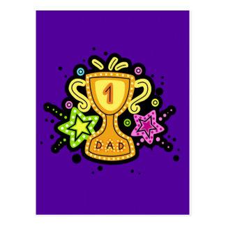 Der Vatertag Postkarten